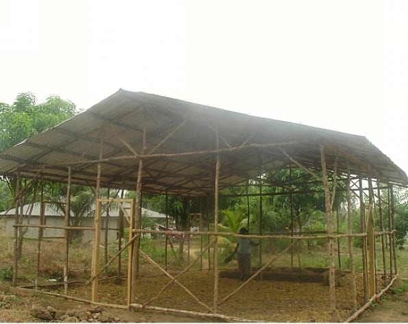 woman inside the house